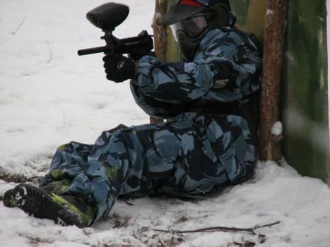 Пейнтбол в Бресте. Брестcкий пейнтбольный клуб Vitaut.by